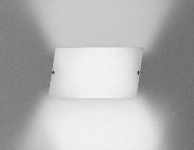 Accademia u aureliano toso lampada da parete applique u sieci snc